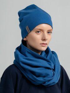 Шапка Vozduh, синяя