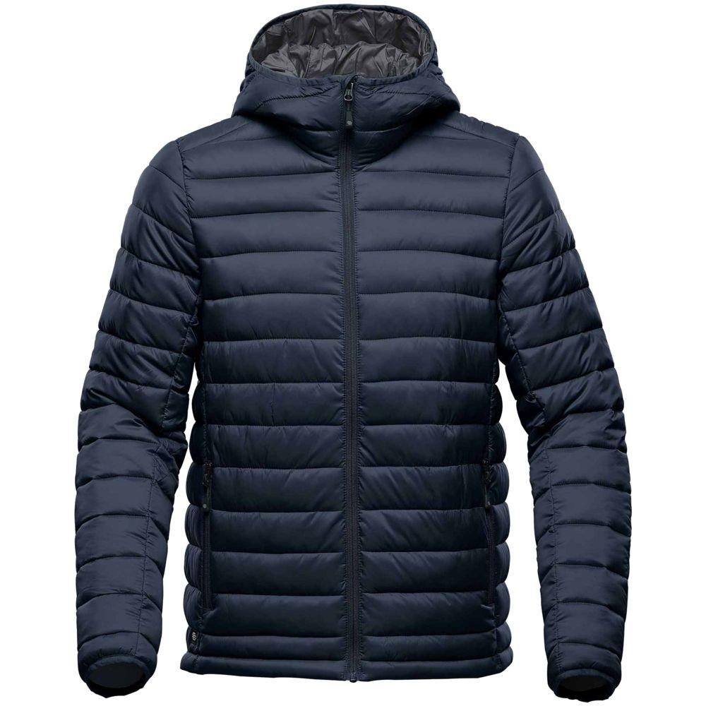 Куртка компактная мужская Stavanger, темно-синяя