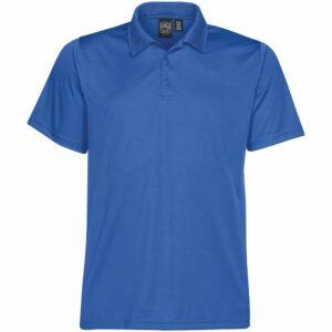 Рубашка поло мужская Eclipse H2X-Dry, синяя