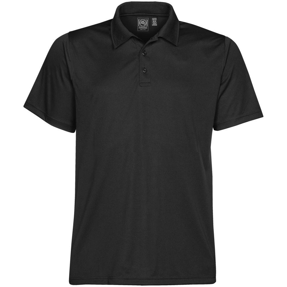 Рубашка поло мужская Eclipse H2X-Dry, черная