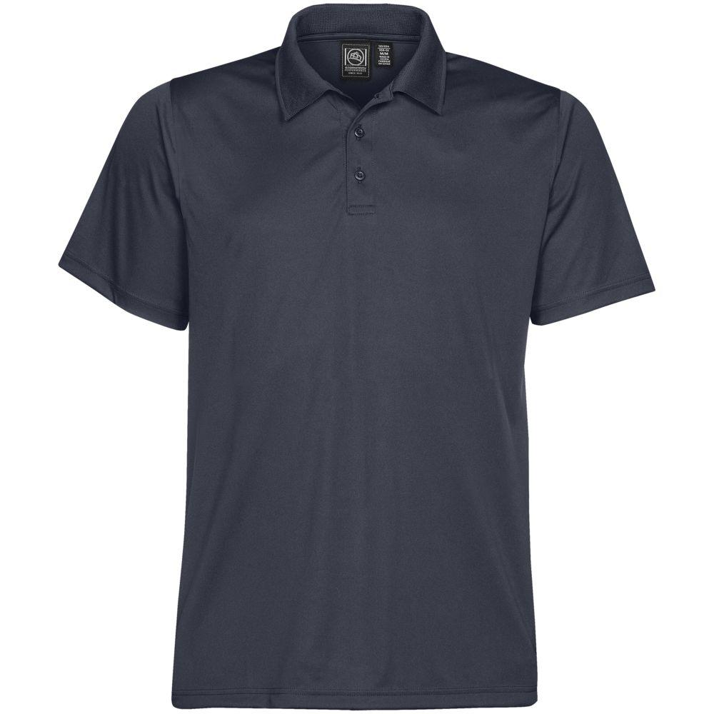 Рубашка поло мужская Eclipse H2X-Dry, темно-синяя