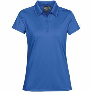 Рубашка поло женская Eclipse H2X-Dry, синяя