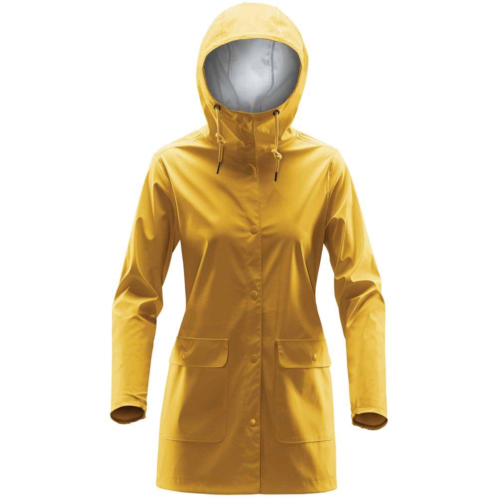 Дождевик женский Squall, желтый