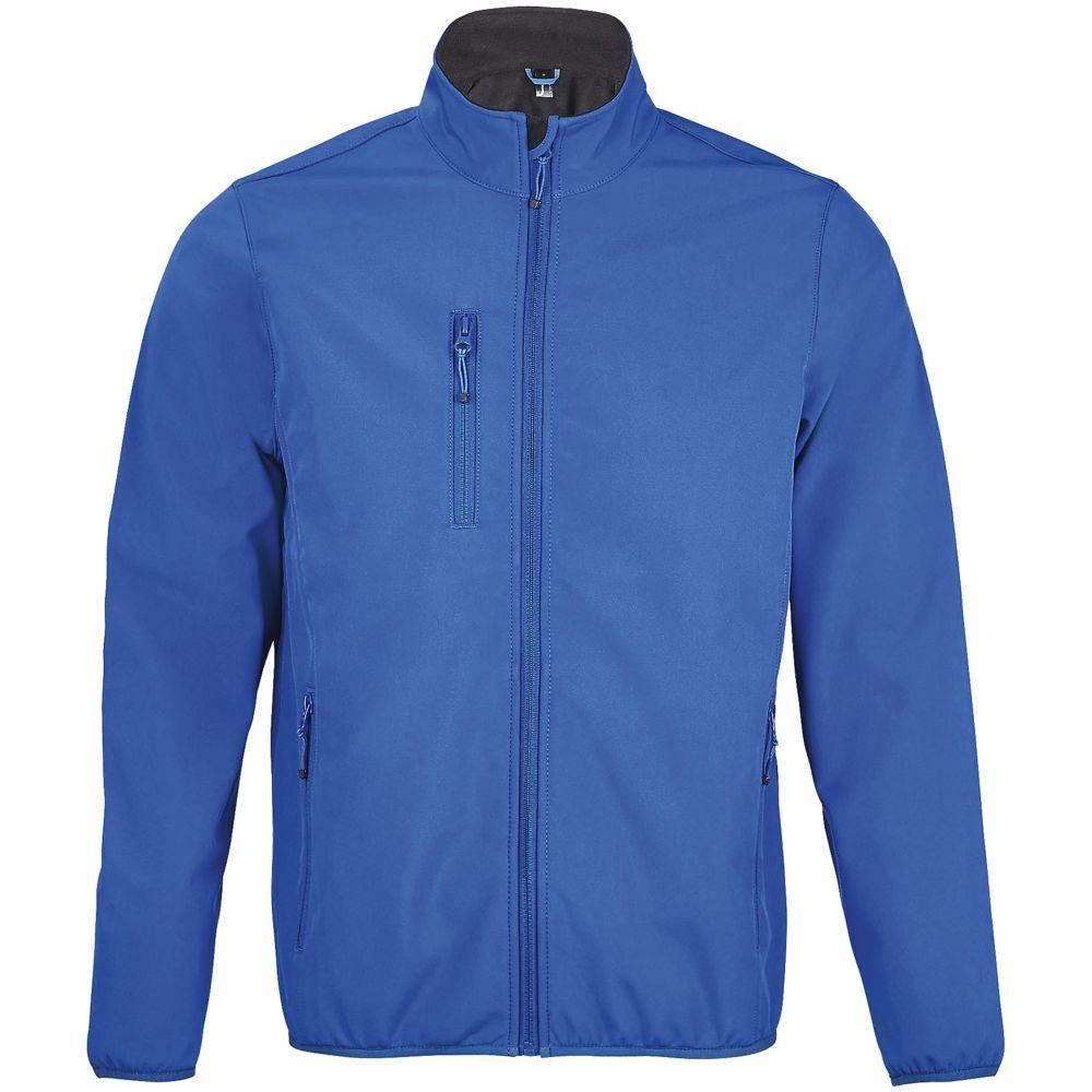 Куртка мужская Radian Men, ярко-синяя