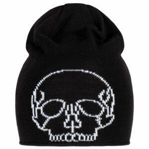 Шапка Sacred Bones, черная