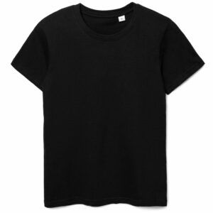 Футболка мужская T-bolka 140 Fit, черная