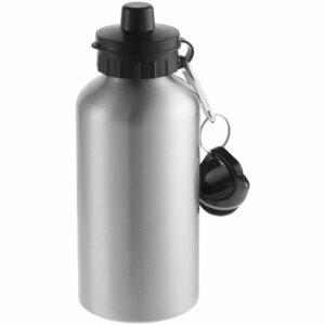 Бутылка для воды Re-Source Sublime, серебристая