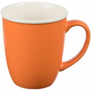 Кружка Doppel, оранжевая