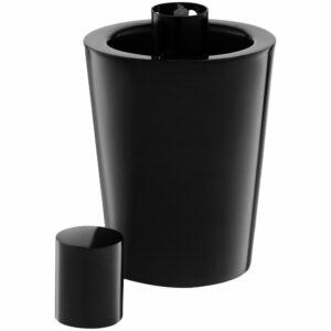 Масляная лампа Tarcia, черная