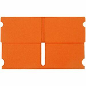 Футляр для маски Devon, оранжевый