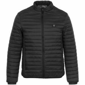 Куртка с подогревом Thermalli Meribell, черная