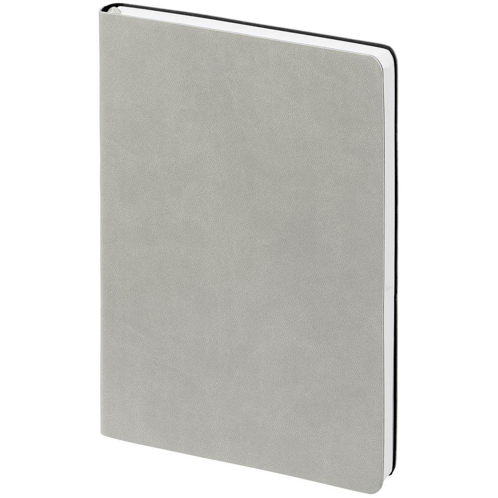 Ежедневник Romano, недатированный, светло-серый