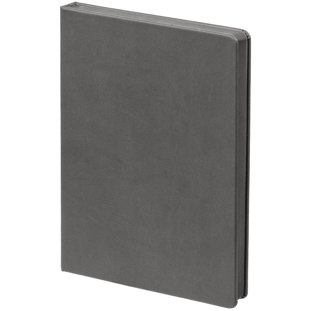 Ежедневник Cortado, недатированный, темно-серый
