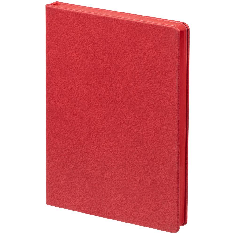 Ежедневник Cortado, недатированный, красный
