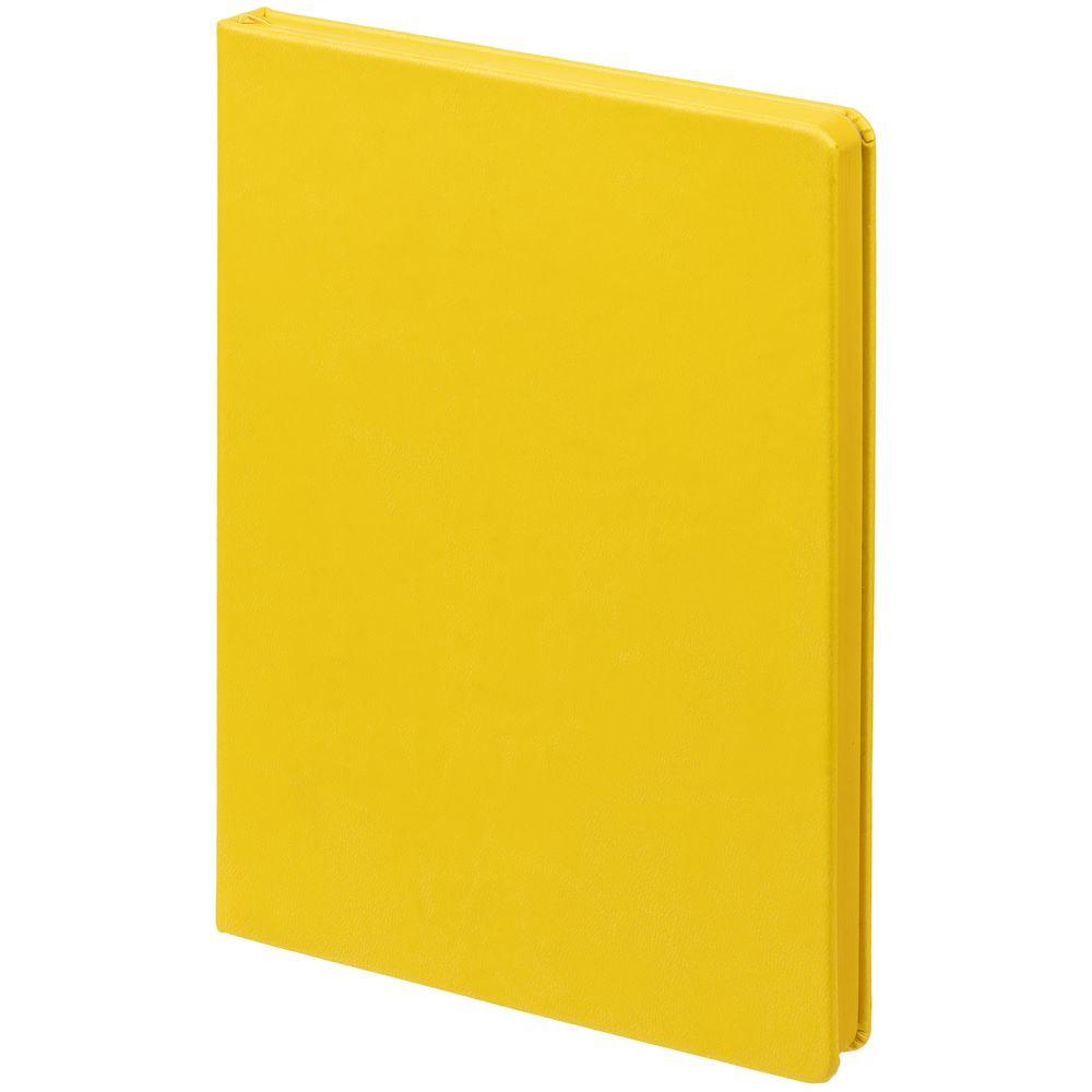 Ежедневник Cortado, недатированный, желтый