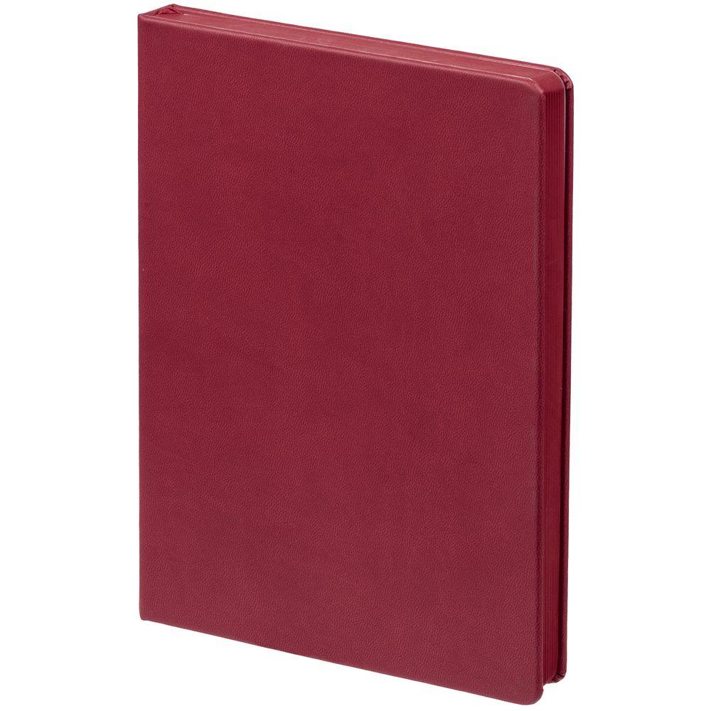 Ежедневник Cortado, недатированный, бордовый