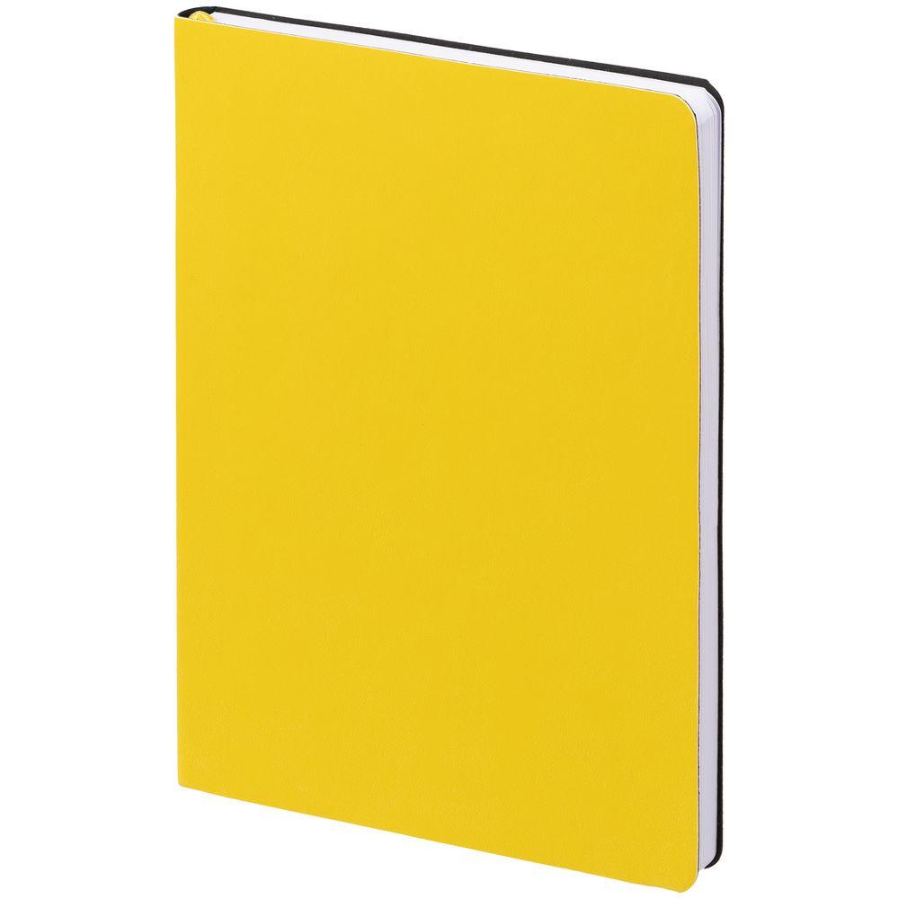 Ежедневник Romano, недатированный, желтый