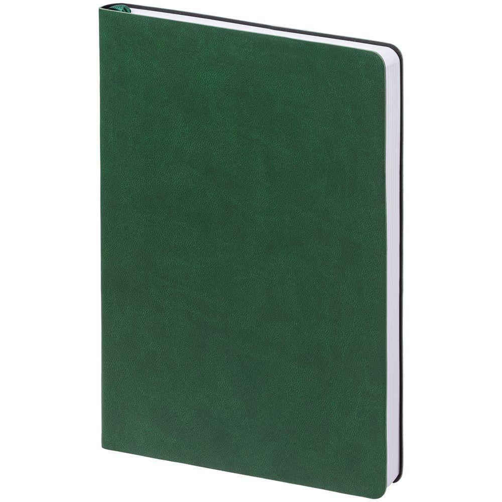 Ежедневник Romano, недатированный, зеленый