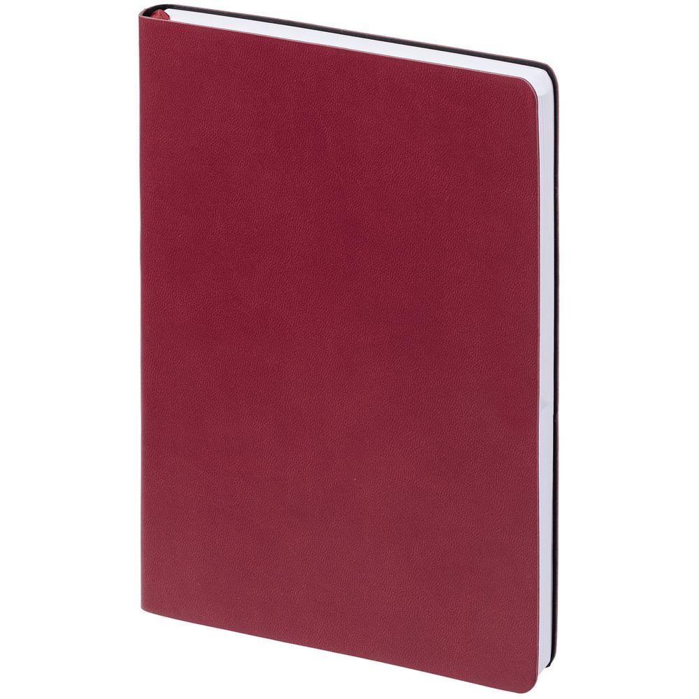 Ежедневник Romano, недатированный, бордовый