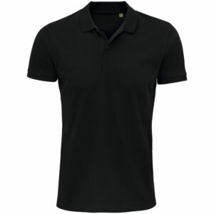 Рубашка поло мужская Planet Men, черная
