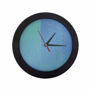 Часы настенные Big Data, черные
