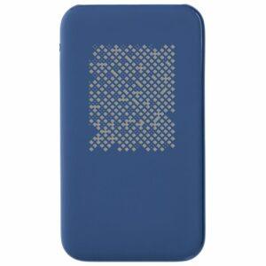 Аккумулятор с подсветкой Big Data, 5000 мАч, синий