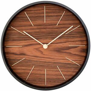 Часы настенные Reed, палисандр