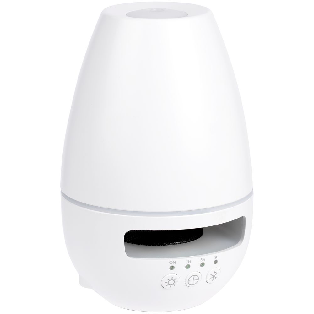 Увлажнитель с колонкой и подсветкой tuneMist, белый