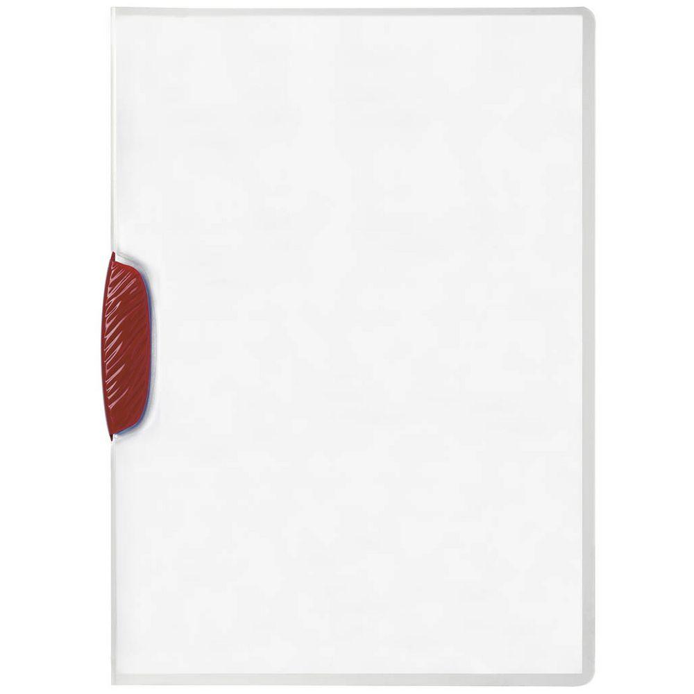 Папка Swingclip, с красным клипом