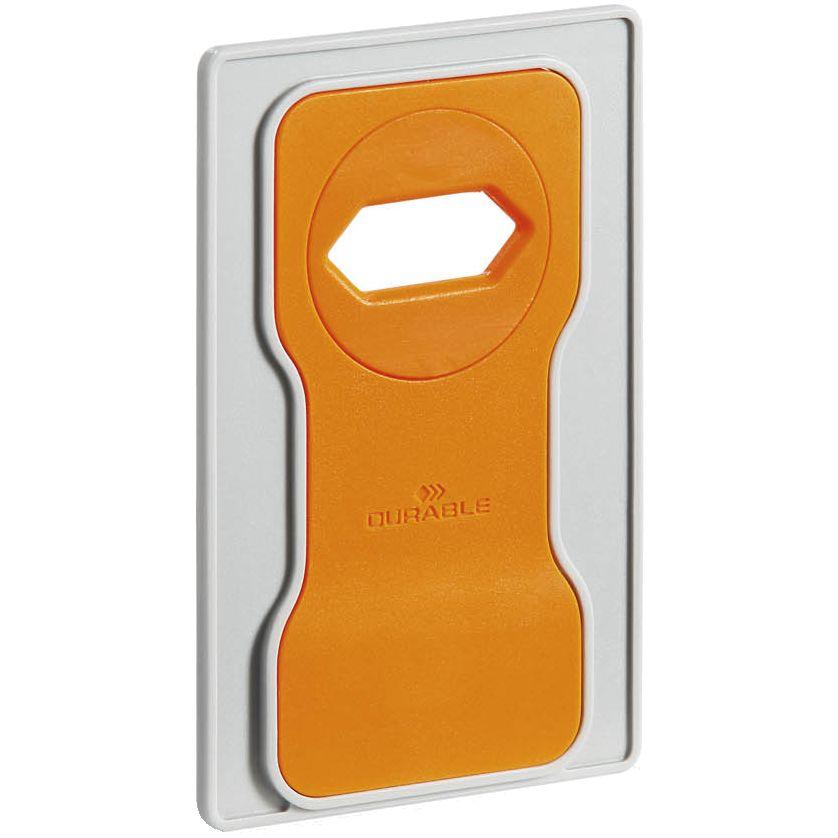 Держатель для зарядки телефона Varicolor Phone Holder, оранжевый