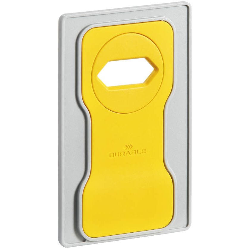 Держатель для зарядки телефона Varicolor Phone Holder, желтый