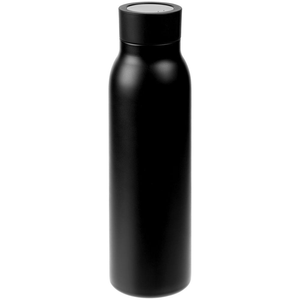 Умная термобутылка tellBottle ver. 3, черная