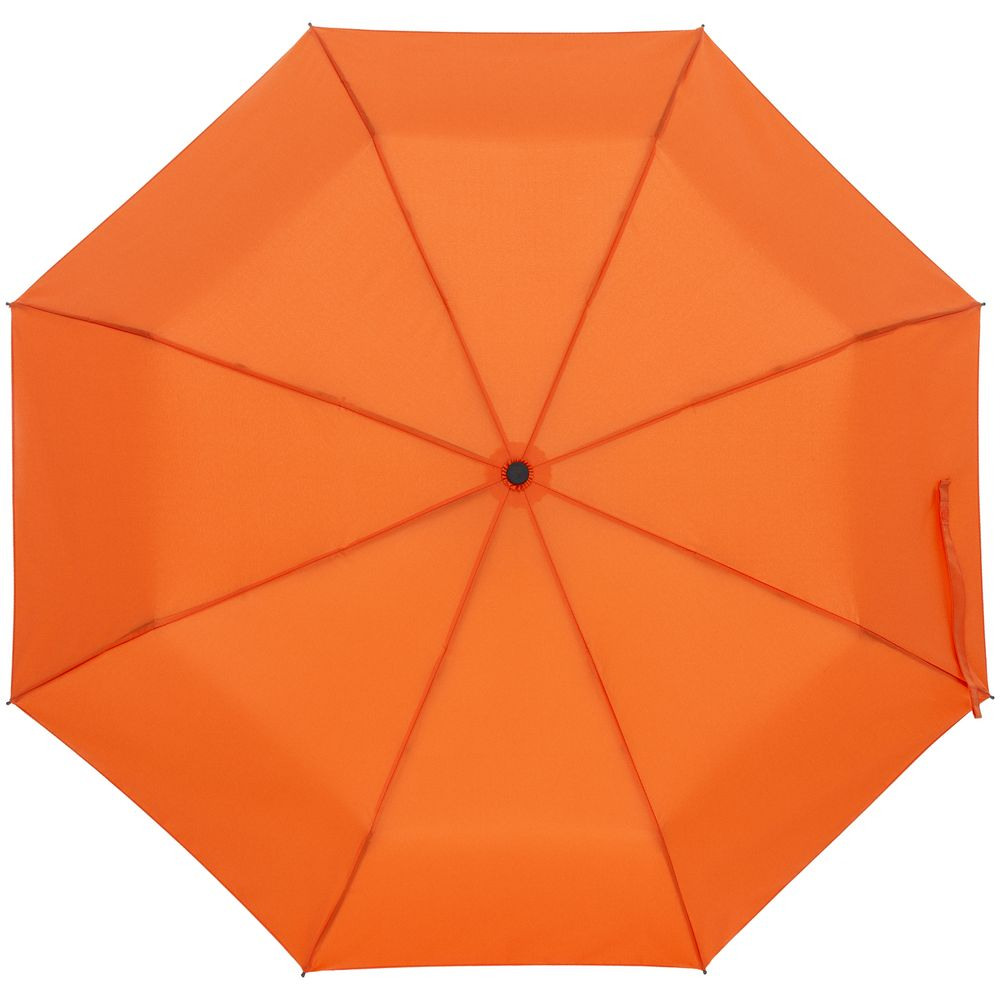 Зонт складной Monsoon, оранжевый