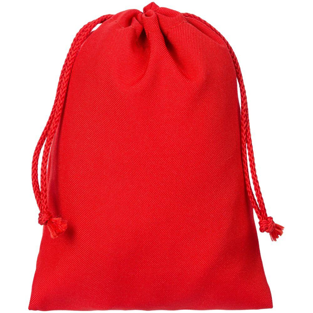 Холщовый мешок Chamber, красный