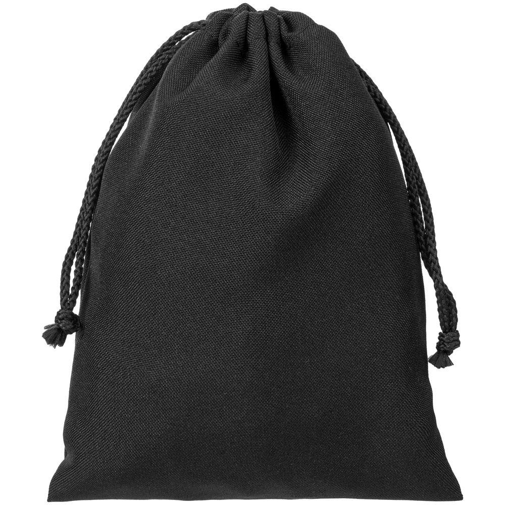 Холщовый мешок Chamber, черный