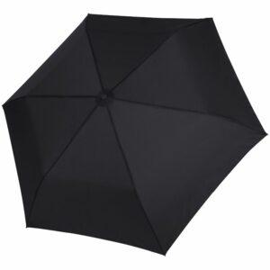 Зонт складной Zero Large, черный