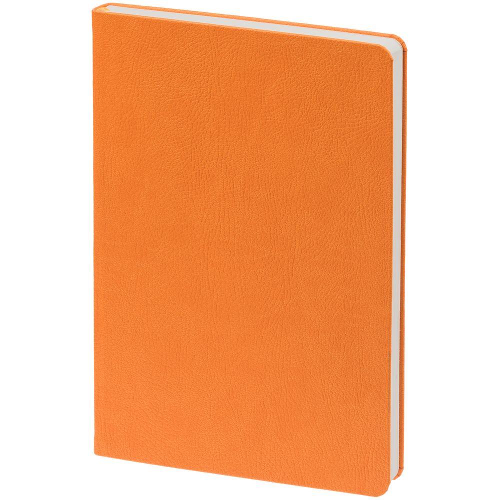 Ежедневник Eversion, недатированный, оранжевый
