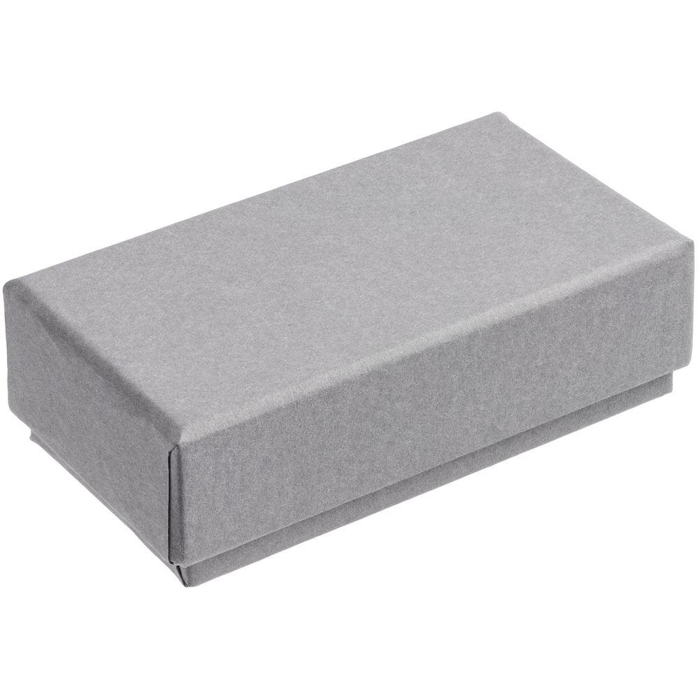 Коробка для флешки Minne, серая