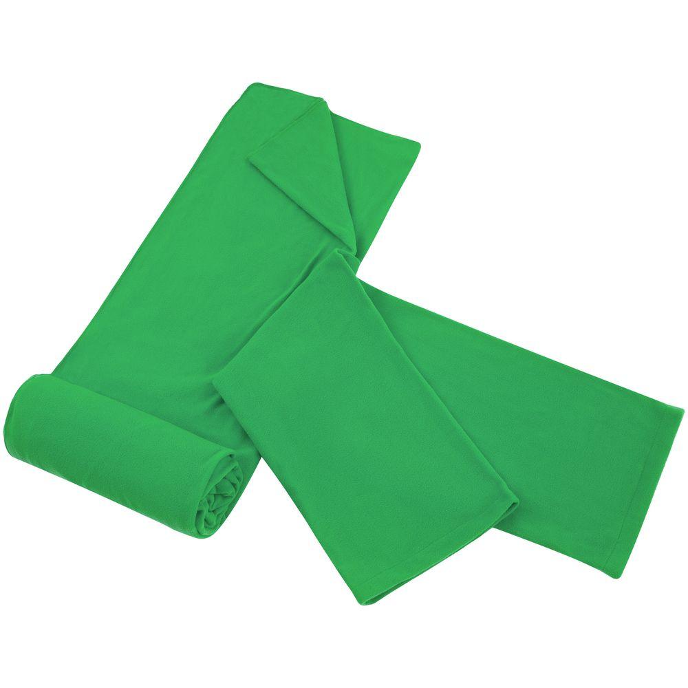 Плед с рукавами Lazybones, зеленый