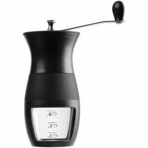 Мельница для кофе Burr, черная