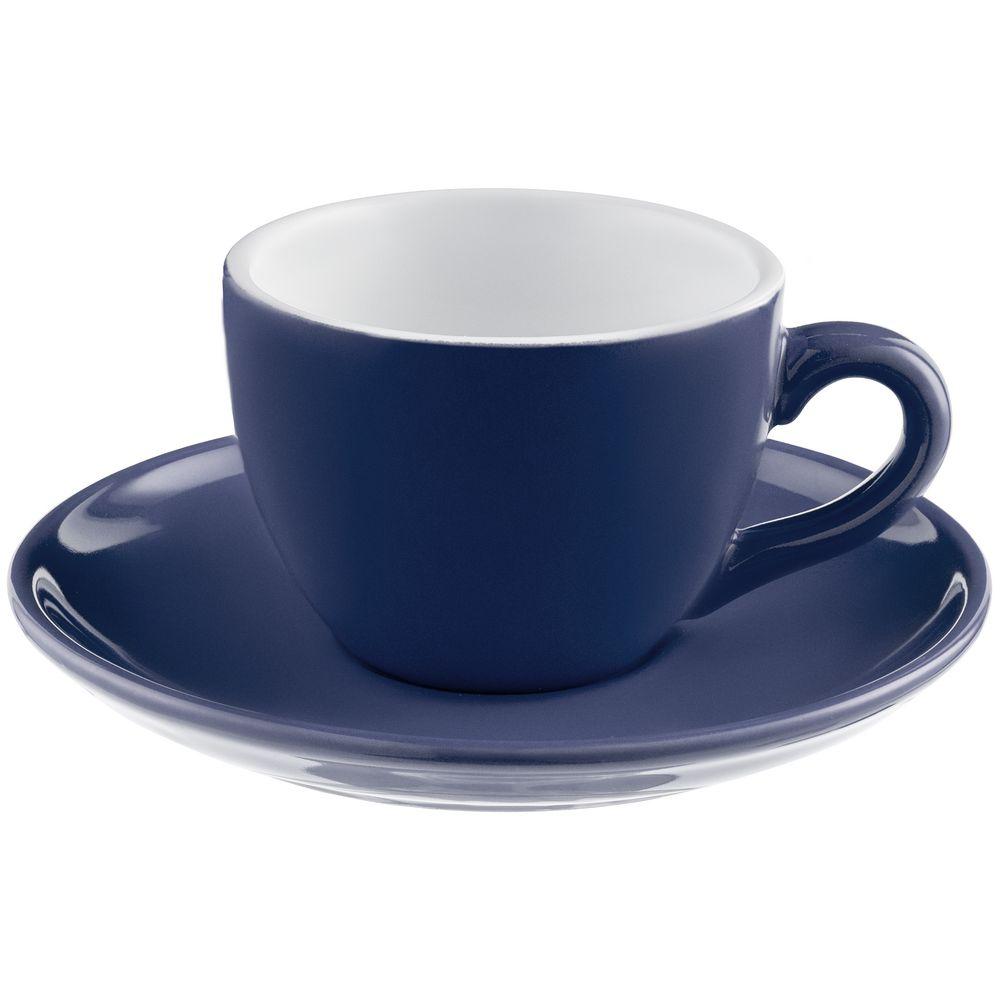 Чайная пара Cozy Morning, синяя