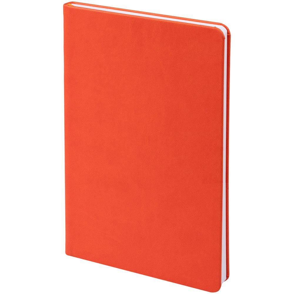 Ежедневник Minimal, недатированный, оранжевый