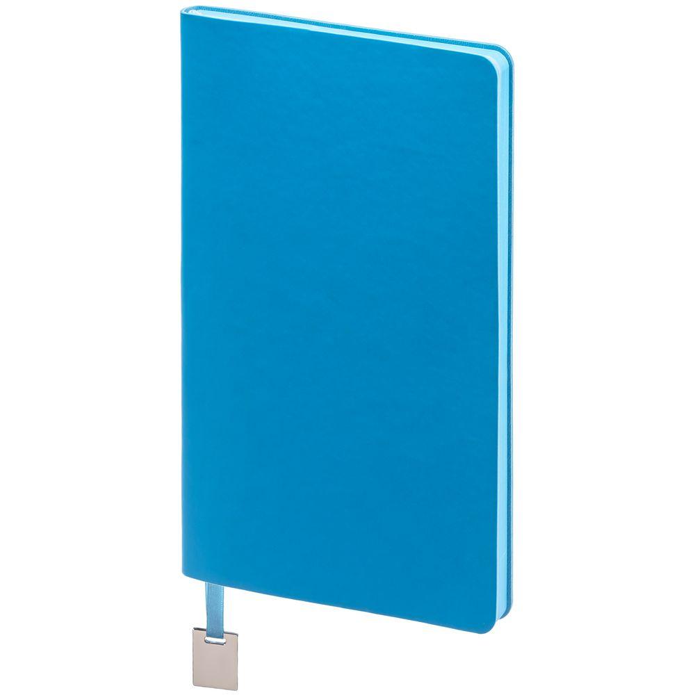 Ежедневник Shall Light, недатированный, голубой
