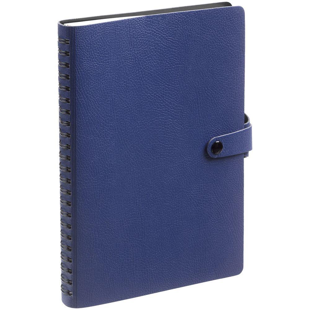 Ежедневник Strep, недатированный, синий