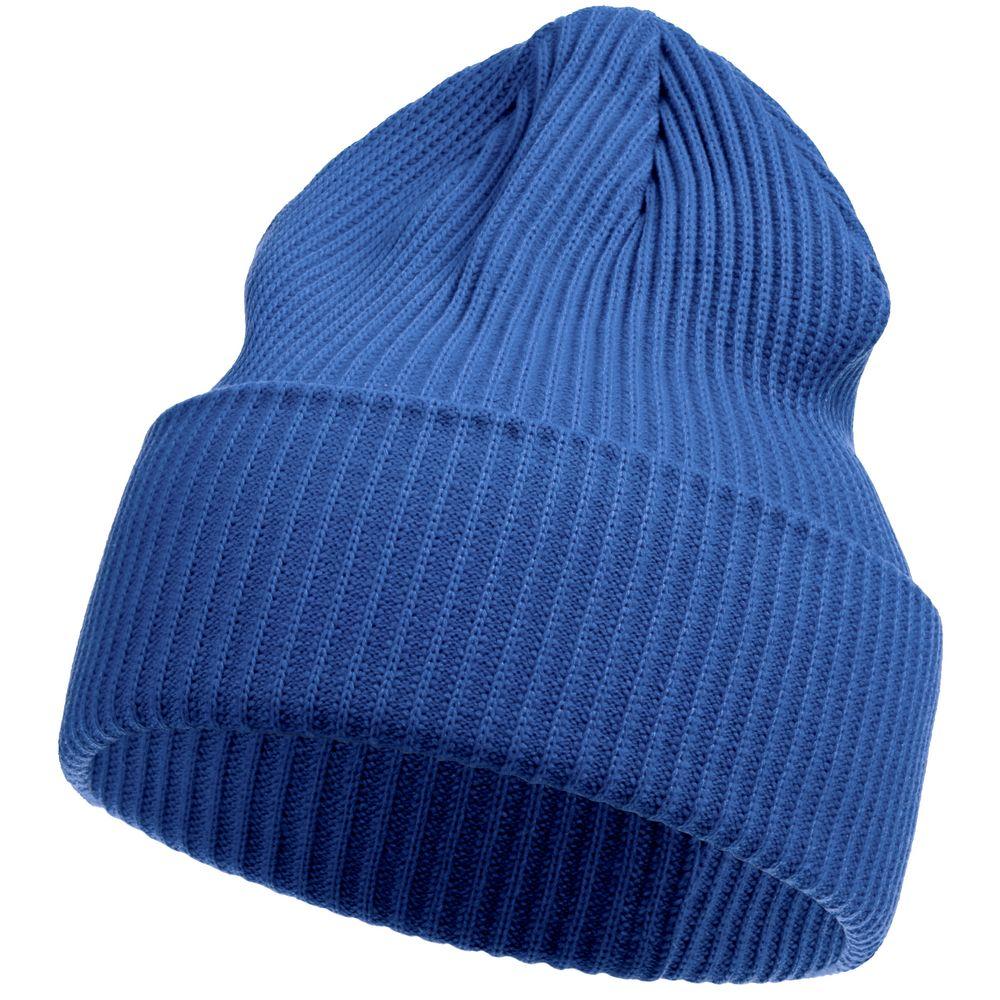 Шапка Franky, синяя (василек)