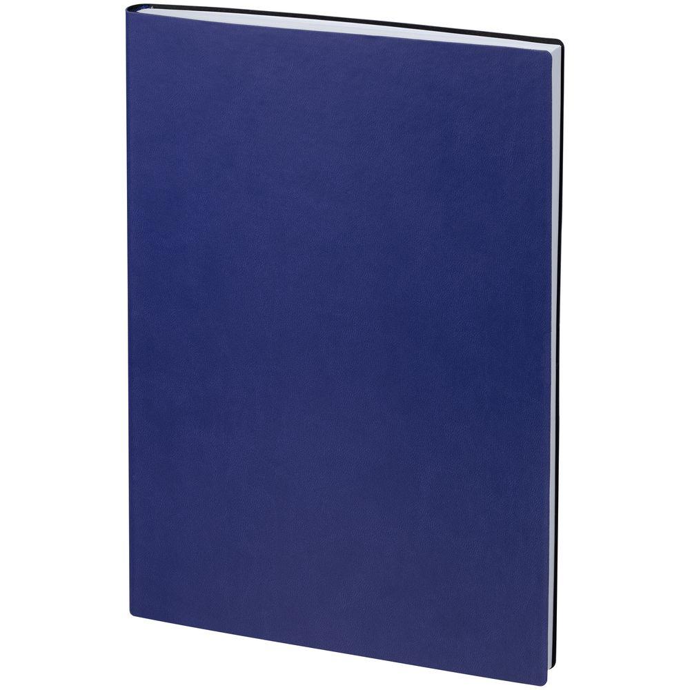 Ежедневник Latte, недатированный, синий