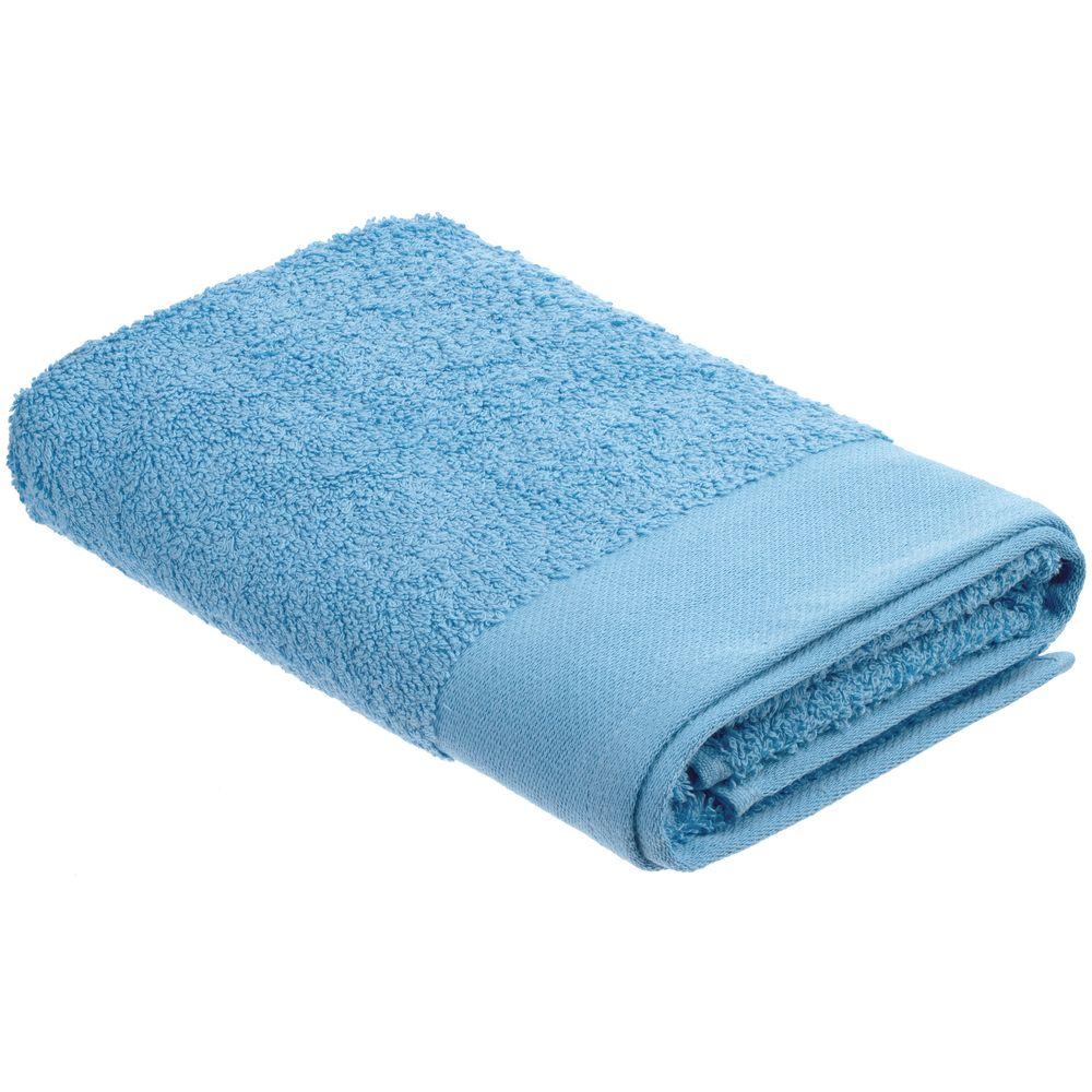 Полотенце Odelle, среднее, голубое