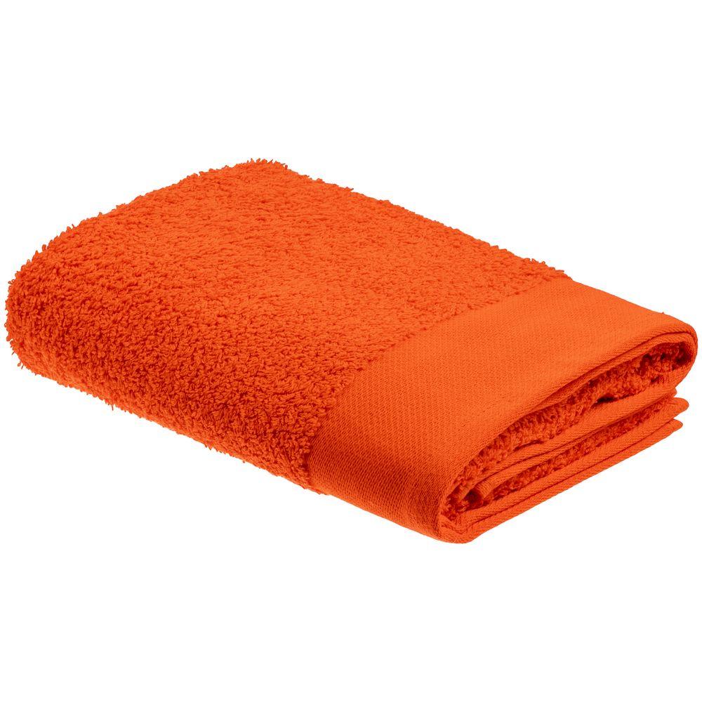 Полотенце Odelle, среднее, оранжевое
