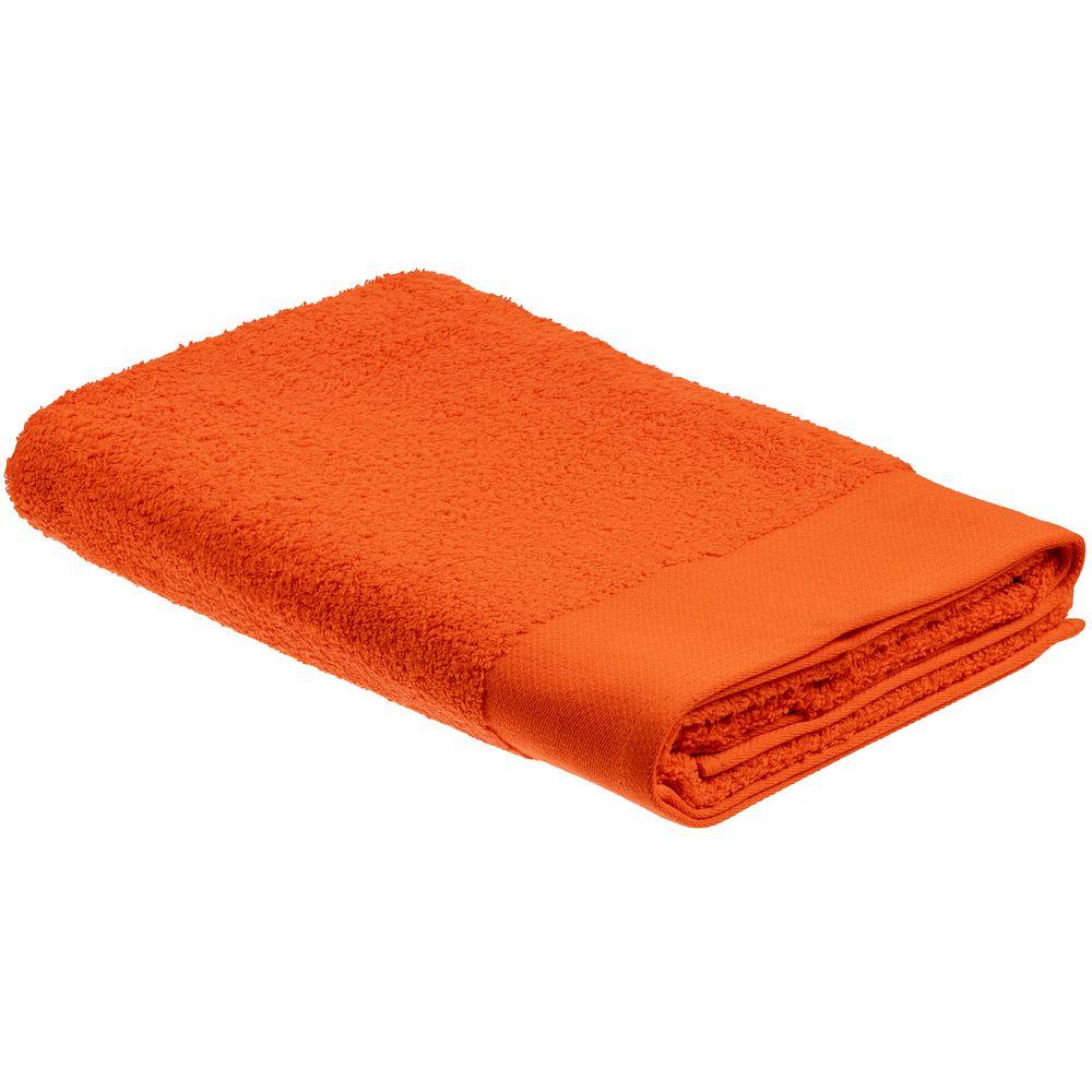 Полотенце Odelle, большое, оранжевое
