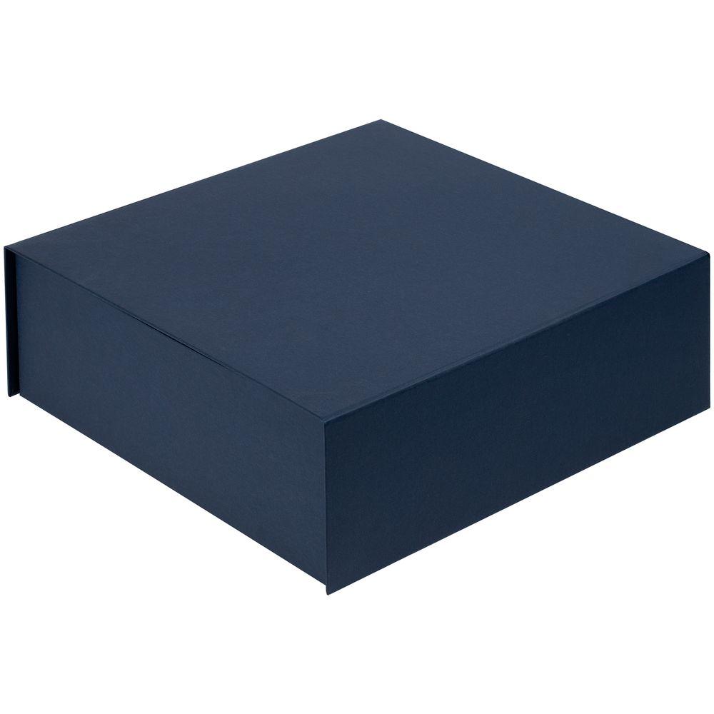 Коробка Quadra, синяя
